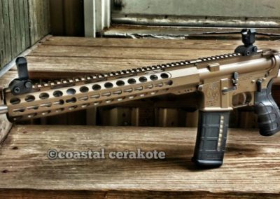 AR15 Burnt Bronze 3