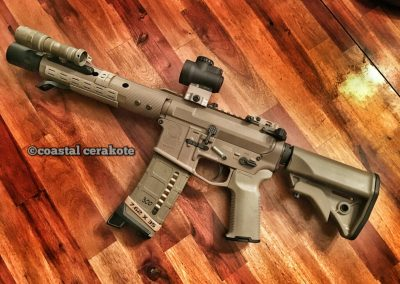 AR15 SBR Flat Dark Earth