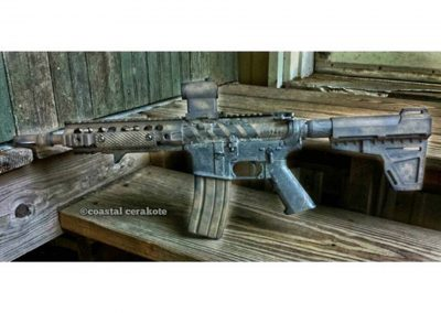 AR15 apocalypse Knights Armament .300