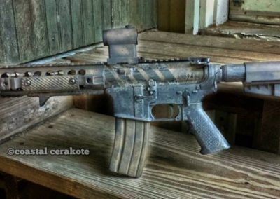 AR15 pistol .300 Blackout KAC