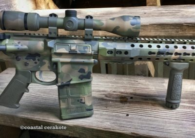Camo hunter AR10