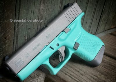 Glock Tiffany Blue