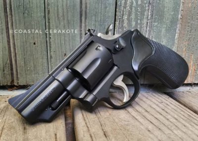 Smith & Wesson revolver 1