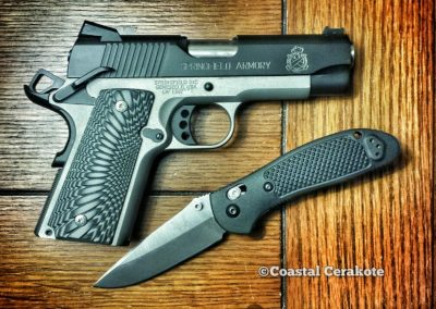 Springfield Armory Range Officer Compact 1911