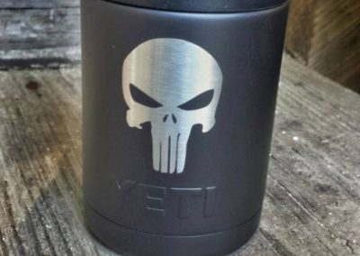 Yeti Colster Punisher Cerakote